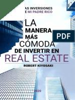 La Manera Mas Cómoda de Invertir en Real Estate