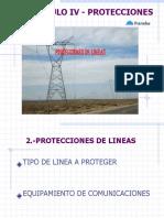 Modulo 4 Video 4.2 y 4.3 Protecciones de Lineas i