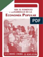 Ley para el Fomento y Desarrollo de la Economia Popular