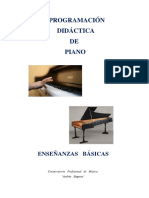 Prog Piano Basicas