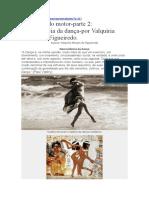 Aprendizado motor-parte 2- Neurociência da dança-por Valquíria Merjan de Figueiredo.
