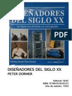 DISEÑADORES SXX DORMER