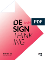 Design Thinking Toolkit by Echos Innovation Lab