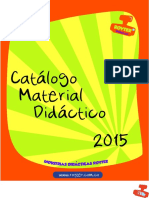 Catalogo Material Didactico Marzo 2015 - Proyecto Jardin