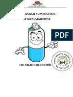 PROTOCOLO DE MEDICAMENTOS