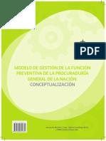 Cartilla Preventiva - Conceptualización