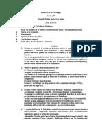 Historia de la Psicología cap. 2