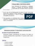 DISEÑO DE MUROS DECONTENCIÓN