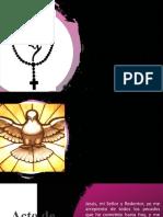 Santo Rosario - Misterios Gozosos
