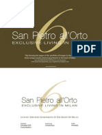 PORTFOLIO. San Pietro all Orto 6 - sanpietroallorto6.it. The ultimate property investment in Milan. Luxury serviced apartments for sale