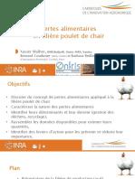 Diaporama Poulet de Chair