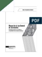 Manual de La LGS - Doris Palmadera