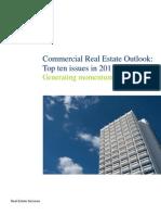 Deloitte 2011 CRE Report