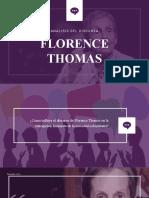 Analisis Del Discurso Florence Thomas