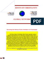 Hebraic Roots of Christianity