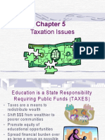 Chapter 5 - Taxation Issues