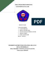 LAPORAN PRAKTIKUM BIOLOGI (AutoRecovered)