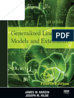James W. Hardin, Joseph M. Hilbe - Generalized Linear Models and Extensions-Stata Press (2018)