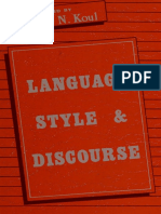 Language,+Style+and+Discourse