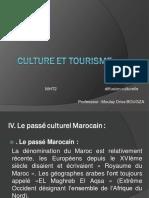 culture et tourisme s2