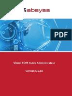 Visual TOM Guide administrateur