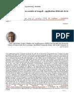 La lettre juridique n°525 du 25 avril 2013 - Sociétés _ Lexbase