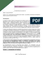 DJP 12 _ la procédure contentieuse contradictoire devant le TGI