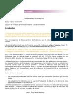 DJP 9 _ Le lien d'instance