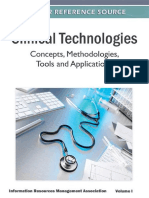 Clinical Technologies Concepts, Methodologies, Tools and Applications (3 Volume Set) by Information Resources Management Association (Z-lib.org)