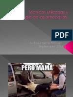 Técnicas y Semiología de Artropatías.Univ 2019