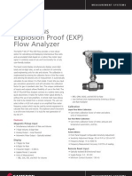 NuFlo. MC-II. Plus EXP Flow Analyzer
