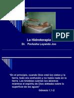 Clase6 hidroterapia