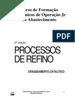 Processos de Refino 2 - Craqueamento Catalítico