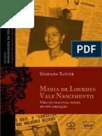 Personagens Do Pós Abolição v5 Maria de Lourdes Vale Nascimento