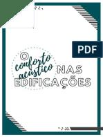 E-BOOK 03 - O CONFORTO ACÚSTICO NAS EDIFICAÇÕES.pdf