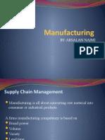 Lec 5- Manufacturing