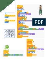 Scratch - Istruzioni per labirinto