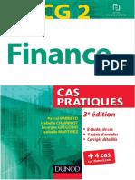 DSCG 2 _ Finance _ Cas pratiques (2015)