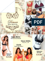 Catalogo DIMAR PRECIO 2020