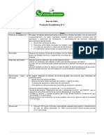 Base de Datos - Producto Académico N° 3