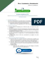 Etica Ciudadania y Globalizacion - Producto Académico Nº 3
