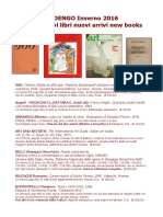 Libri avanguardia catalogo 05/2016
