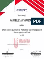 Saúde mental e qualidade de vida_Certificado
