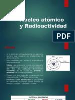 Núcleo Atómico y Radioactividad 2020