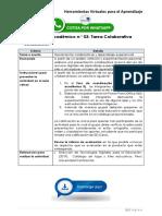 Herramientas Virtuales Para El Aprendizaje - Producto Académico n.° 03