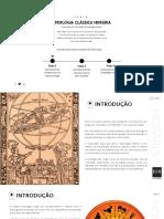 Astrologia Horária - Apostila 1 - Breefing sobre História da Astrologia
