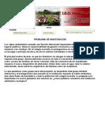 VENEGAS FAJARDO DAVID SANTIAGO PROBLEMA DE INVESTIGACION