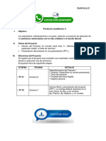 QUIMICA 2 - Producto académico 3
