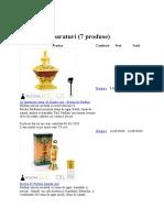 1 Comanda Pe Parfumas