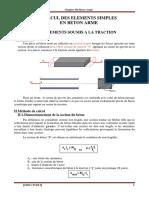 Chapitre III Calcul Des Éléments Simples en BA